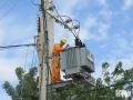 Công trình: Phân pha dây dẫn đường dây 110kV Cao Lãnh, Thuận An, Sóng Thần, ...của Công ty Lưới Điện Cao thế miền Nam
